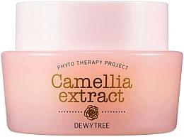 Voňavky, Parfémy, kozmetika Ple5ový krém s bambuckým maslom a olejom z makadamiových semien - Dewytree Phyto Therapy Camellia Extract Cream