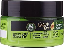 Voňavky, Parfémy, kozmetika Intenzívna maska na vlasy - Nature Box Avocado Oil Maska