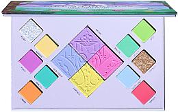 Voňavky, Parfémy, kozmetika Paleta očných tieňov - Moira Like A Princess Palette