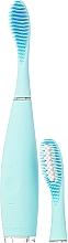 Voňavky, Parfémy, kozmetika Elektrická zubná kefka s extra hlavicou - Foreo Issa 2 Sensitive Set Mint