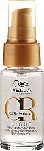 Voňavky, Parfémy, kozmetika Jemný olej na žiarivý lesk vlasov - Wella Professionals Oil Reflection Light