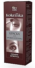 """Voňavky, Parfémy, kozmetika Farba na obočie a mihalnice """"Koketka"""" - Fito Kozmetic"""