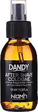 Voňavky, Parfémy, kozmetika Kolínska voda po holení - Niamh Hairconcept Dandy After Shave Aftershave Cologne