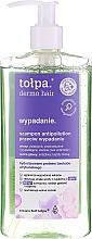 Voňavky, Parfémy, kozmetika Šampón proti vypadávaniu vlasov s proteínami afrického baobabu - Tolpa Dermo Hair Anti Hairloss Shampoo