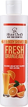 """Voňavky, Parfémy, kozmetika Gél na vlasy a telo """"Osviežujúci pomaranč"""" - Hristina Stani Chef's Fresh Orangeade Hair and Body Shower Gel"""