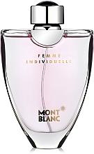 Voňavky, Parfémy, kozmetika Montblanc Femme Individuelle - Toaletná voda