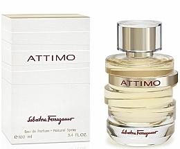 Voňavky, Parfémy, kozmetika Salvatore Ferragamo Attimo - Parfumovaná voda