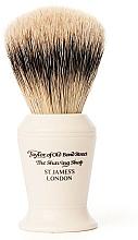 Voňavky, Parfémy, kozmetika Štetka na holenie, S376 - Taylor of Old Bond Street Shaving Brush Super Badger size L