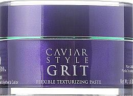 Voňavky, Parfémy, kozmetika Texturujúca stylingová pasta na vlasy s extraktom z čierneho kaviáru - Alterna Caviar Style Grit Flexible Texturizing Paste