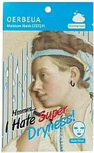 Voňavky, Parfémy, kozmetika Dvojkrokový systém starostlivosti o tvár - Oerbeua I Hate Super Dryness Mask Sheet