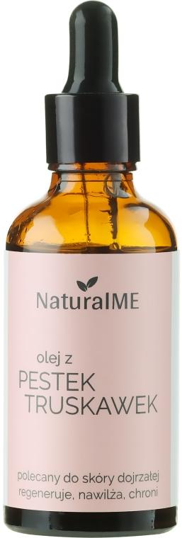 Olej z jahodových semien - NaturalME