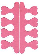 Voňavky, Parfémy, kozmetika Separátor pre pedikúru, 2562, ružový - Donegal