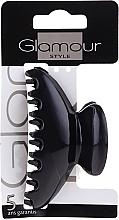 Voňavky, Parfémy, kozmetika Štipec do vlasov, 0216, čierny - Glamour