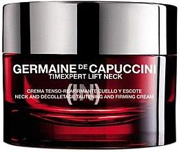 Voňavky, Parfémy, kozmetika Krém na krk a dekolt s liftingovým účinkom - Germaine de Capuccini TimExpert Lift (In)