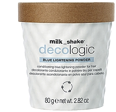Voňavky, Parfémy, kozmetika Púder na vlasy - Milk_Shake Decologic Blue Lightening Powder