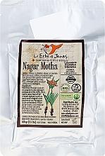 """Voňavky, Parfémy, kozmetika Prášok na vlasy """"Nagarmotha"""" - Le Erbe di Janas Nagar Motha Powder"""
