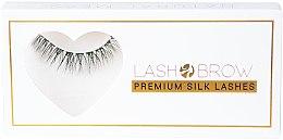 Voňavky, Parfémy, kozmetika Falošné riasy - Lash Brow Premium Silk Lashes Natural Mess