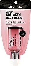 Voňavky, Parfémy, kozmetika Hydratačný denný krém na tvár s kolagénom - Alice Koco Moisture Collagen Day Cream