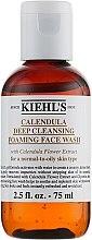 Voňavky, Parfémy, kozmetika Čistiaca gélová pena z nechtíka - Kiehl`s Calendula Deep Cleansing Foaming Face Wash