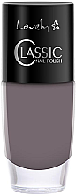 Voňavky, Parfémy, kozmetika Lak na nechty - Lovely Nail Polish Classic