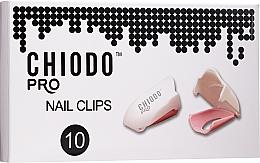 Voňavky, Parfémy, kozmetika Klipy na odstránenie gélových lakov - Chiodo PRO