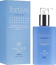 Voňavky, Parfémy, kozmetika Pánsky kondicionér proti vypadávaniu vlasov - Halier Men Fortive Conditioner