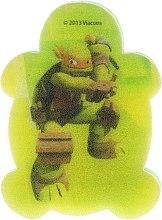 """Voňavky, Parfémy, kozmetika Detská špongia do kúpeľa """"Korytnačky Ninja"""" Michelangelo 1 - Suavipiel Turtles Bath Sponge"""