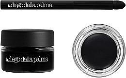 Voňavky, Parfémy, kozmetika Vodeodolná kajalová ceruzka na oči - Diego Dalla Palma Makeup Studio Oriental Kajal Waterproof