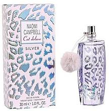 Voňavky, Parfémy, kozmetika Naomi Campbell Cat Deluxe Silver - Toaletná voda