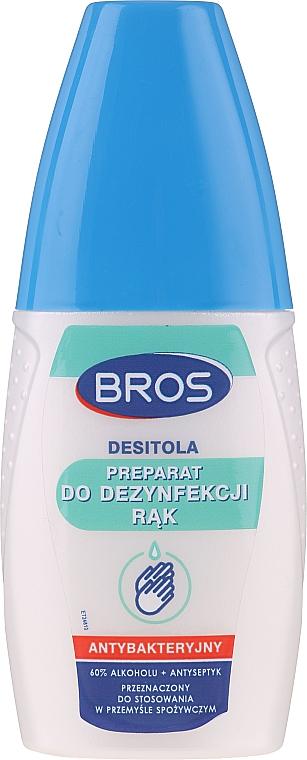 Antibakteriálny sprej na ruky - Bros Desitola Antibacterial Spray — Obrázky N1