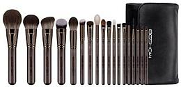 Voňavky, Parfémy, kozmetika Sada štetcov na líčenie - Eigshow Beauty Magician Brush Kit Lucky Coffee