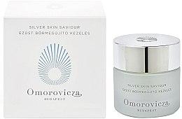 Voňavky, Parfémy, kozmetika Rozjasňujúca maska na tvár a krk - Omorovicza Silver Skin Saviour