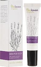 Voňavky, Parfémy, kozmetika Krém na pokožku okolo očí - Biolaven Eye Cream