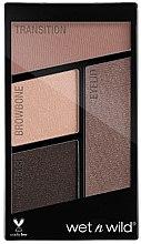 Voňavky, Parfémy, kozmetika Paleta očných tieňov - Wet N Wild Color Icon Eyeshadow Quad