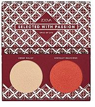 Voňavky, Parfémy, kozmetika Paleta rozjasňovačov - Zoeva Spice Of Life Highlighting palette