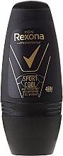 Voňavky, Parfémy, kozmetika Dezodorant roll-on pre mužov - Rexona Men Sport Cool Roll-On