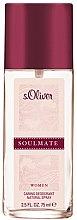 Voňavky, Parfémy, kozmetika S.Oliver Soulmate Women - Parfumovaný deodorant