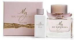 Voňavky, Parfémy, kozmetika Burberry My Burberry Blush - Sada (edp/50ml + b/l/75ml)
