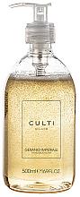 Voňavky, Parfémy, kozmetika Culti Geranio Imperiale - Parfumované mydlo na ruky a telo