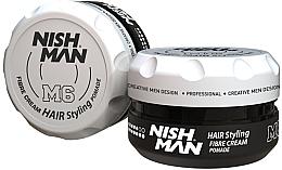Voňavky, Parfémy, kozmetika Pomáda na úpravu vlasov - Nishman Hair Styling Fibre Cream