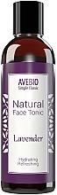 Voňavky, Parfémy, kozmetika Prírodné tonikum na tvár - Avebio Natural Face Tonic Lavander