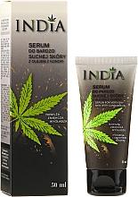 Voňavky, Parfémy, kozmetika Sérum pre veľmi suchú pokožku tváre a rúk - India Serum For Very Dry Skin With Cannabis Oil