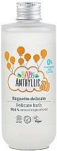 Voňavky, Parfémy, kozmetika Detský sprchový gél a pena do kúpeľa - Anthyllis Zero Baby Delicate Bath