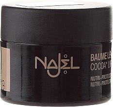 Voňavky, Parfémy, kozmetika Balzam na pery s kakaovým maslom - Najel Cocoa Lip Balm