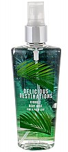 Voňavky, Parfémy, kozmetika Sprej na telo - Corsair Delicious Destinations Jungle Body Mist