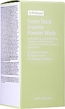 Voňavky, Parfémy, kozmetika Enzýmový čistiaci púna tvár so zeleným čajom - By Wishtrend Green Tea & Enzyme Powder Wash