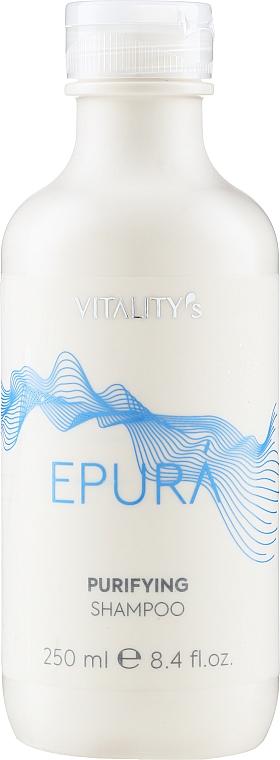 Šampón proti lupinám - Vitality's Epura Purifying Shampoo