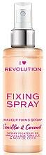Voňavky, Parfémy, kozmetika Sprej na fixáciu líčenia - I Heart Revolution Fixing Spray Vanilla & Coconut