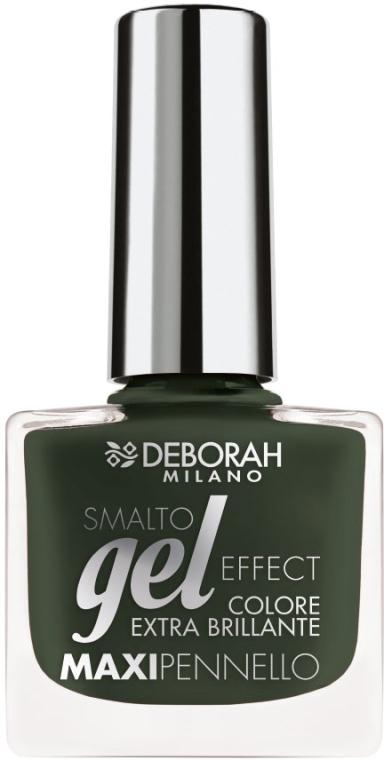 Lak na nechty - Deborah Gel Effect Nail Enamel