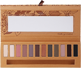 Voňavky, Parfémy, kozmetika Paleta tiene - Couleur Caramel Palette Eye Essential